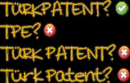 Türk Patent ve Marka Kurumunun Kısaltması